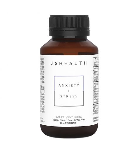 JS Health Anxiety & Stress Tablets 60