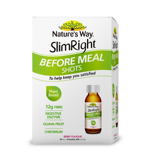 Natures Way SlimRight Before Meal Shots 10 x 50ml