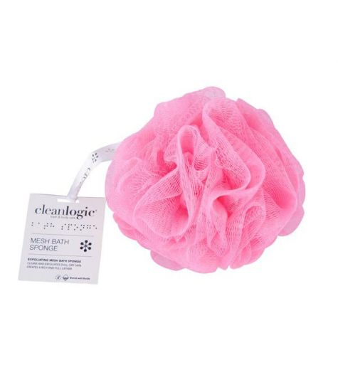 Cleanlogic Mesh Bath Sponge