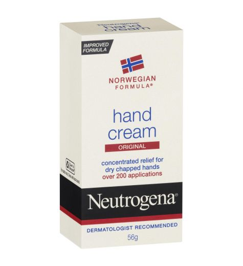 Neutrogena Norwegian Hand Cream 56g Fragrance Free