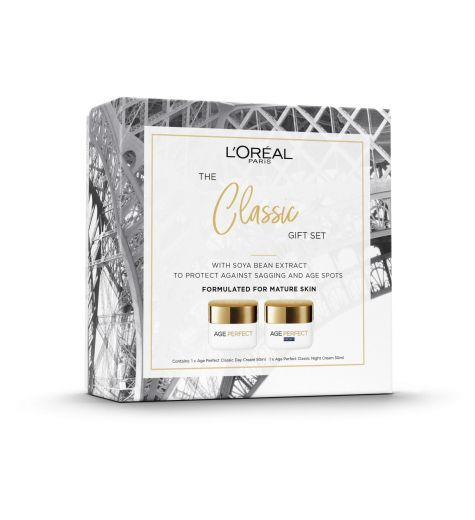 L'Oreal The Classic Gift Set
