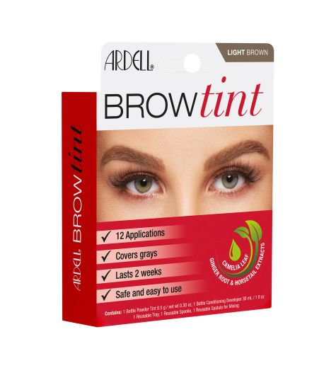 Ardell Light Brown Brow Tint