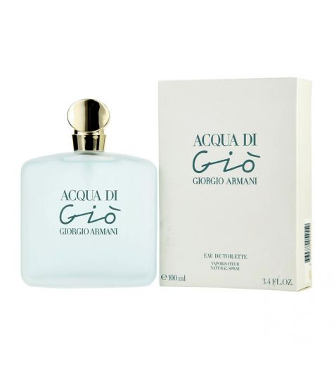 Acqua Di Gio 100ml EDT By Giorgio Armani (Womens)