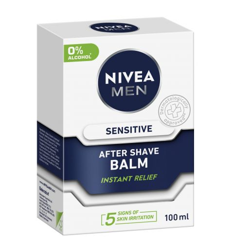 Nivea Men Post Shave Balm 100ml Sensitive Skin