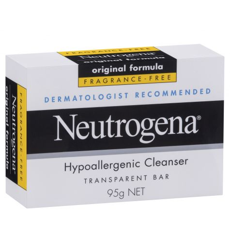 Neutrogena Bar Hypo Allergenic 95g