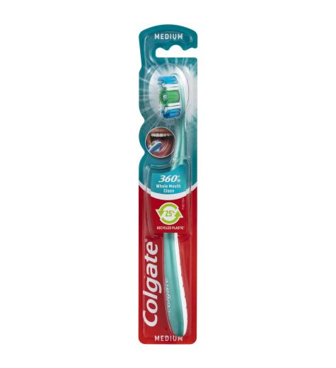 Colgate Toothbrush 360 Degree Medium