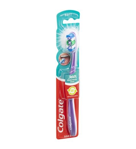 Colgate Toothbrush 360 Degree Soft