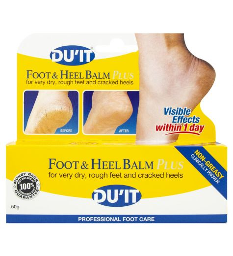 Duit Foot and Heel Balm Plus 50g