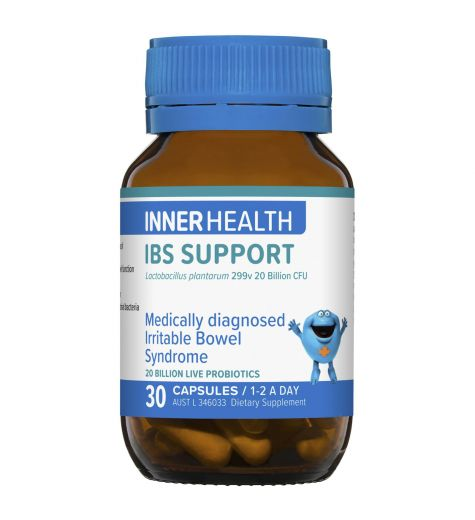 Ethical Nutrients Inner Health IBS Support 30 Capsules