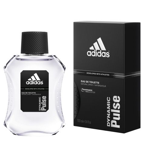 Adidas Dynamic Pulse 100ml EDT By Adidas (Mens)