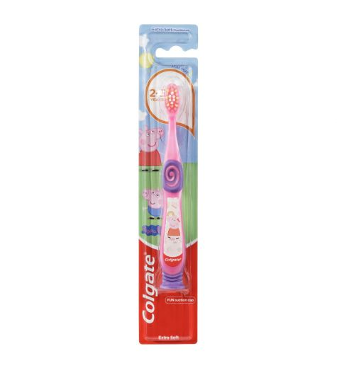 Colgate Smiles 2+ Toothbrush Soft Dora the Explorer