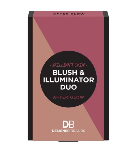 Designer Brands Brilliant Skin Blush & Illuminator Duo