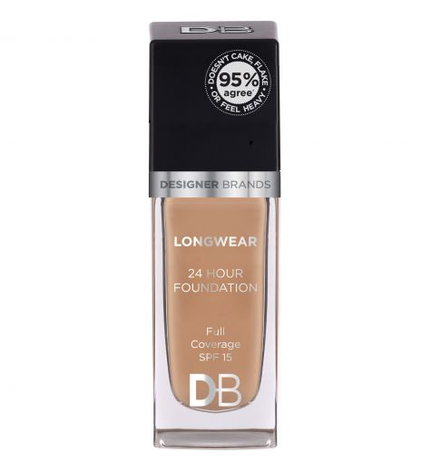 Designer Brands Long Wear 24 Hour Foundation 30ml