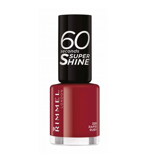 Rimmel 60 Seconds Super Shine