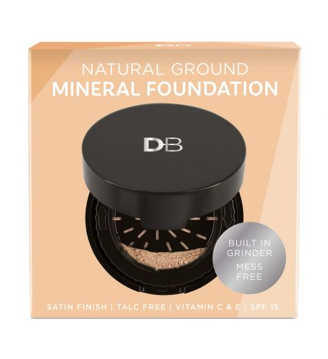 Designer Brands Natural Ground Minerals Foundation 7.5g