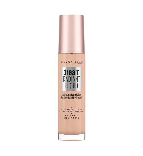 Maybelline Dream Radiant Liquid Hydrating Foundation