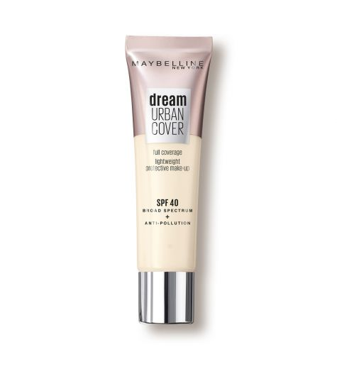 Maybelline Dream Urban Cover SPF 40 Full Coverage Foundation