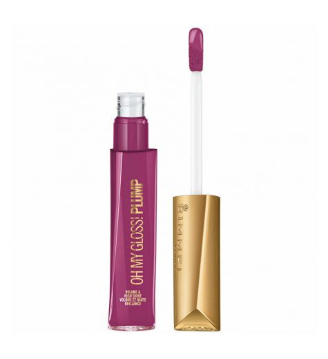 Rimmel Oh My Gloss! Plump Lip Gloss