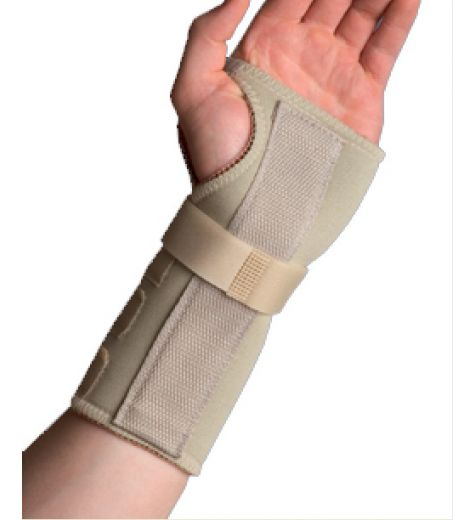Thermoskin Wrist/Hand Brace Thermal Beige Right Hand