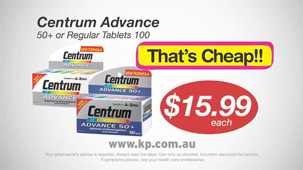 Your Discount Chemist - TV Commercials