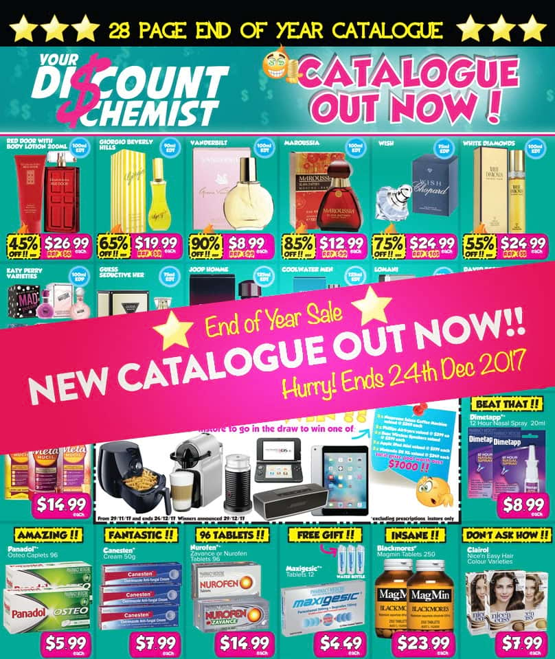 Shop End of Year Catalogue
