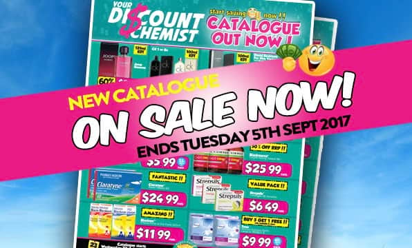 New Catalogue Out Now!