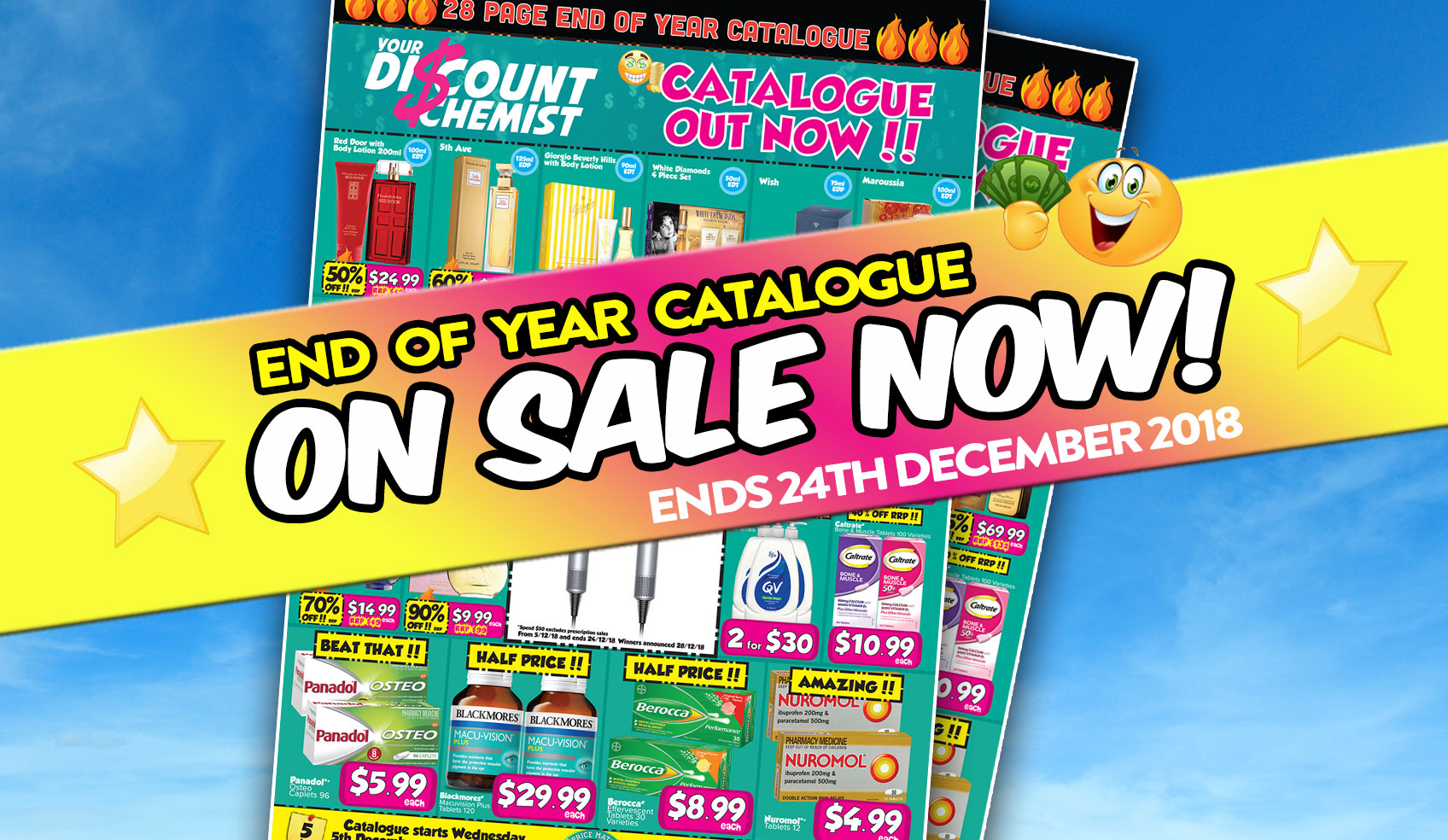 Shop New Catalogue Now!