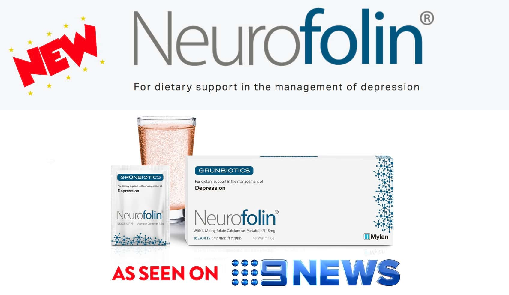 Neurofolin as Seen on TV